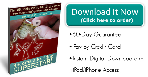 Download Now graphic Learn To Be A Knitting Superstar?