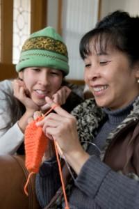 crochet knitting