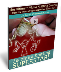 Learn To Knit With Video Knitting Instruction